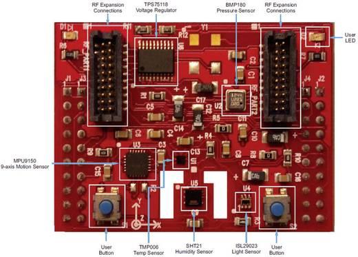 Erweiterungsboard Texas Instruments BOOSTXL-SENSHUB