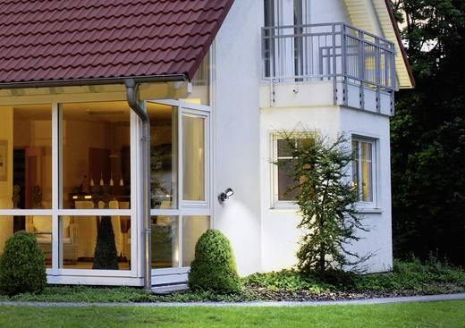 LED-Außenstrahler mit Bewegungsmelder 4 W Neutral-Weiß GEV LLL 14701 014701 Schwarz