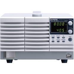 Laboratórny sieťový zdroj GW Instek PSW80-40.5, 0 - 80 V/DC, 0 - 40 A, 1080 W