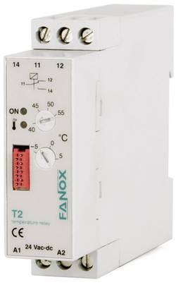 Relé pro monitoring teploty Fanox T2-24 VAC/DC