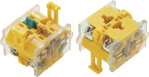 Kontaktelement 1 Öffner, 1 Schließer tastend 500 V/AC TRU COMPONENTS LAS0-B 1 St.