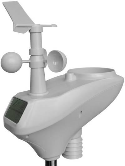 Capteur combiné température / hygrométrie / vent / pluie WH24 radio 868 MHz