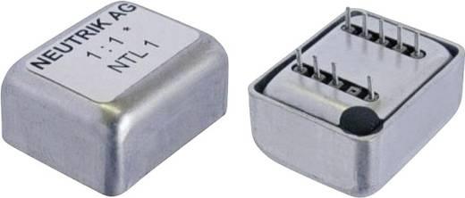 Impedanz: 600 Ω NTL1 Neutrik Inhalt: 1 St.