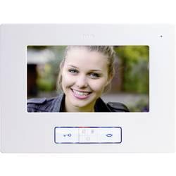 Káblový domové videotelefón m-e modern-electronics Vistus VD 607, biela