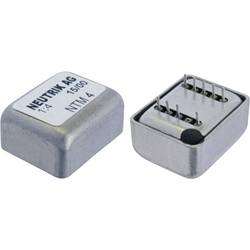 Audio transformátor Neutrik NTM4, 10000 Ω, 1:4