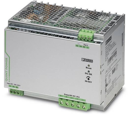 Hutschienen-Netzteil (DIN-Rail) Phoenix Contact QUINT-PS/ 1AC/48DC/20 48 V/DC 20 A 960 W 1 x