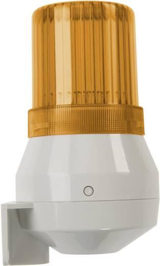 Kombi-Signalgeber Auer Signalgeräte KDL Orange Dauerlicht, Einzelton 24 V/DC