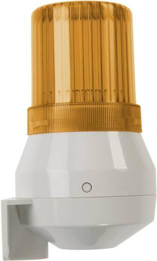 Kombi-Signalgeber Auer Signalgeräte KDF Orange Blitzlicht, Dauerton 24 V/DC