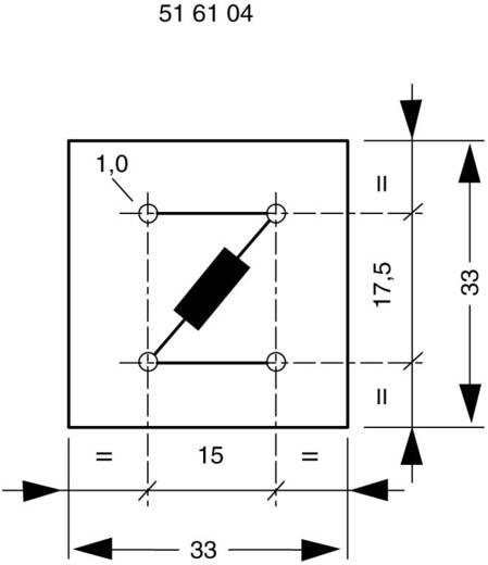 100 V Tonfrequenz-Übertrager Impedanz: 4 - 16 Ω Primärspannung: 100 V elma TT Inhalt: 1 St.
