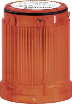 Modul signalizačního sloupku Auer Signalgeräte VLL, oranžová, trvalé světlo, 12 V/DC, 12 V/AC, 24 V/DC, 24 V/AC, 48 V/DC, 48 V/AC, 110 V/AC, 230 V/AC
