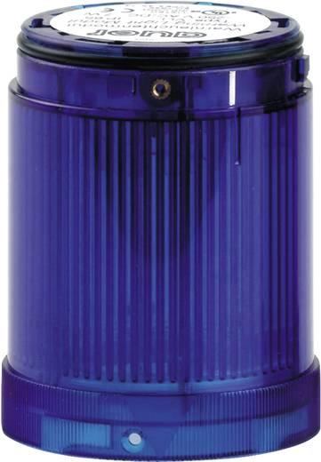 Signalsäulenelement Auer Signalgeräte VLL Blau Dauerlicht 12 V/DC, 12 V/AC, 24 V/DC, 24 V/AC, 48 V/DC, 48 V/AC, 110 V/AC, 230 V/AC