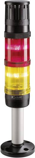Signalsäulenelement LED Auer Signalgeräte VDA Orange Blinklicht 12 V/DC, 12 V/AC, 24 V/DC, 24 V/AC