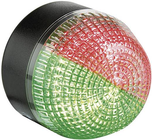 Signalleuchte LED Auer Signalgeräte ITM Rot, Grün Dauerlicht 24 V/DC, 24 V/AC
