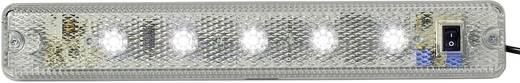 Signalleuchte LED Auer Signalgeräte ILL Klar Weiß Dauerlicht 24 V/DC, 24 V/AC, 48 V/DC, 48 V/AC