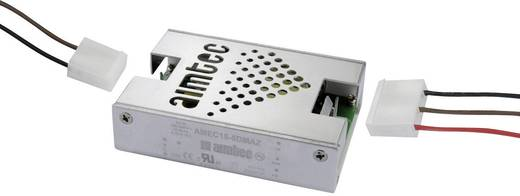 Einbaunetzteil Serie AMEC15-SMAZ - ± 12 Volt