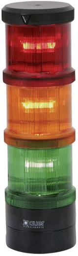 Signalsäulenelement Auer Signalgeräte XLL Grün Dauerlicht 12 V/DC, 12 V/AC, 24 V/DC, 24 V/AC, 48 V/DC, 48 V/AC, 110 V/A