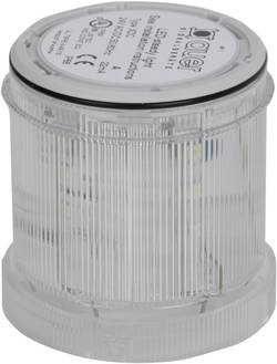 Modul signalizačního sloupku Auer Signalgeräte XLL, čirá, trvalé světlo, 12 V/DC, 12 V/AC, 24 V/DC, 24 V/AC, 48 V/DC, 48 V/AC, 110 V/AC, 230 V/AC