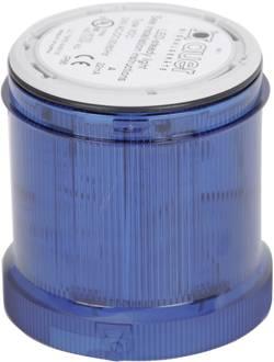 Modul signalizačního sloupku Auer Signalgeräte XLL, modrá, trvalé světlo, 12 V/DC, 12 V/AC, 24 V/DC, 24 V/AC, 48 V/DC, 48 V/AC, 110 V/AC, 230 V/AC
