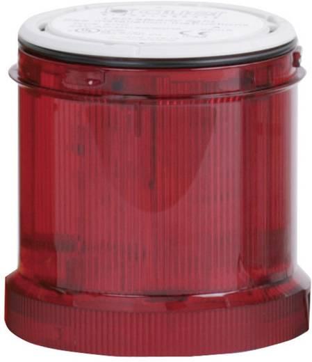 Signalsäulenelement Auer Signalgeräte XDF Rot Blitzlicht 24 V/DC, 24 V/AC