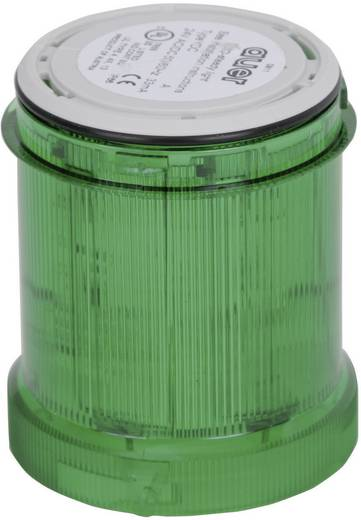 Signalsäulenelement Auer Signalgeräte YDC Grün Dauerlicht 24 V/DC, 24 V/AC