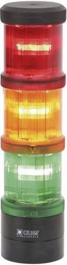 Signalsäulenelement Auer Signalgeräte YDF Rot Blitzlicht 230 V/AC
