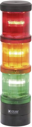 Signalsäulenelement Auer Signalgeräte YDC-HP Weiß Dauerlicht 24 V/DC, 24 V/AC