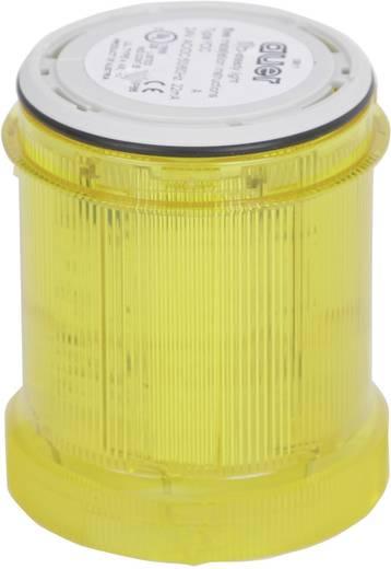 Signalsäulenelement Auer Signalgeräte YDC-HP Gelb Dauerlicht 24 V/DC, 24 V/AC