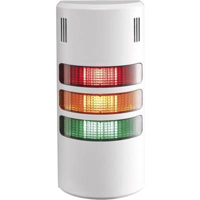 Auer Signalgeräte LED-Signalsäulensystem halfDOME90 HD90 LED-Dauerlicht Rot, Orange, Grün  Preisvergleich