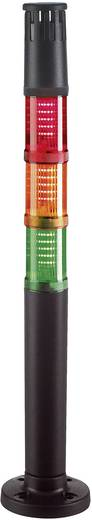 Auer Signalgeräte LED-Signalsäulensystem modulCOMPACT30 C30 LED-Dauerlicht Rot, Orange, Grün 3-stufig/Piezo-Summer Schutzart IP65