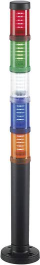 Auer Signalgeräte LED-Signalsäulensystem modulCOMPACT30 C30 LED-Dauerlicht Blau, Klar, Rot, Orange, Grün 5-stufig Schu