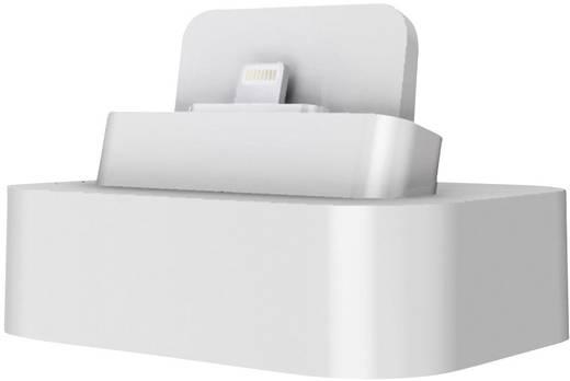 PhotoFast Lightning Mount iPhone Dockingstation Adapter Apple iPhone 5, Apple iPhone 5C, Apple iPhone 5S, Apple iPhone 6, Apple iPhone 6 , Apple iPhone 6 Plus, Apple iPhone 6S, Apple iPhone 6S Plus, Apple iPhone 7, Apple iPhone 7 Plus Weiß