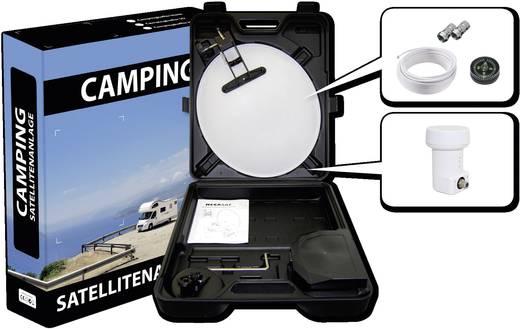 Camping SAT-Anlage ohne Receiver MegaSat Camping-Satellitenanlage ohne Receiver Teilnehmer-Anzahl: 1