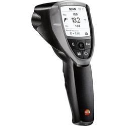 Infračervený teplomer 835-T1 Optika 50:1 -30 do +650 °C kalibrácia podľa (DAkkS)