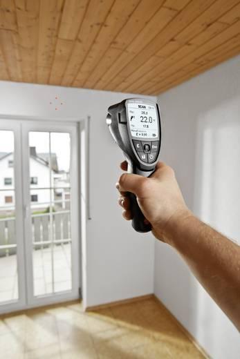 testo 835-H1 Infrarot-Thermometer Optik 50:1 -30 bis +600 °C Kalibriert nach: DAkkS