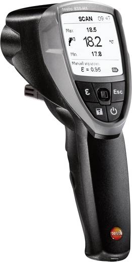 testo 835-H1 Infrarot-Thermometer Optik 50:1 -30 bis +600 °C Kontaktmessung