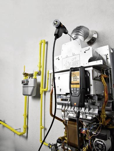 testo testo 320 (COH2) Abgasanalyse Set für den Heizungsbauer