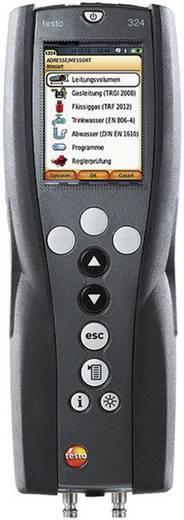 testo Débitmètre de fuite Druck- und Leckmengenmessungen an Gas- und Wasserleitungen 0632 3240