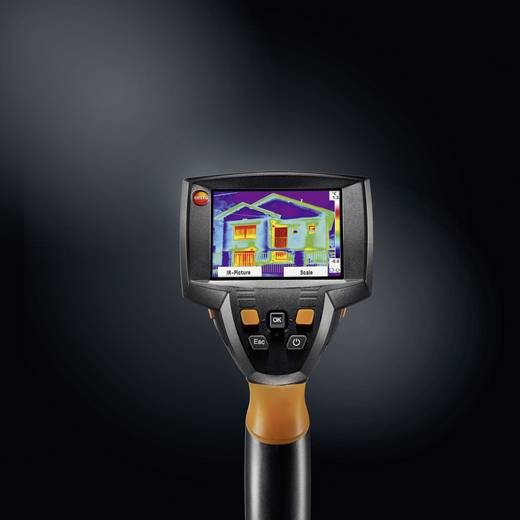 Wärmebildkamera testo 875-2i Set -20 bis 350 °C 160 x 120 Pixel 33 Hz Kalibriert nach ISO