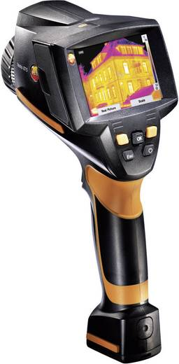 Wärmebildkamera testo 875-2i + capteur d'humidité + SuperResolution -30 bis 350 °C 320 x 240 Pixel 33 Hz