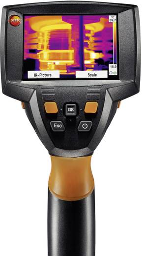 Wärmebildkamera testo Set 875-2i+B1+S1 -30 bis 350 °C 320 x 240 Pixel 33 Hz