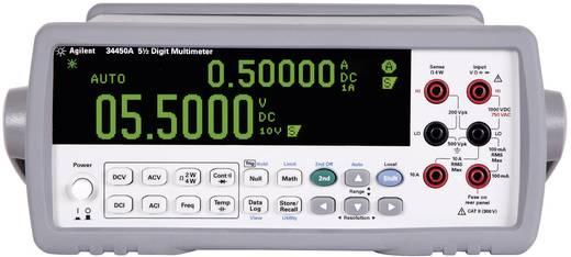 Tisch-Multimeter digital Keysight Technologies 34450A Kalibriert nach: ISO CAT II 300 V Anzeige (Counts): 100000