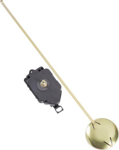 Quarz Pendeluhrwerk Drehrichtung=rechts HD 1688 9080c9a Zeigerwellen-Länge=16.8 mm