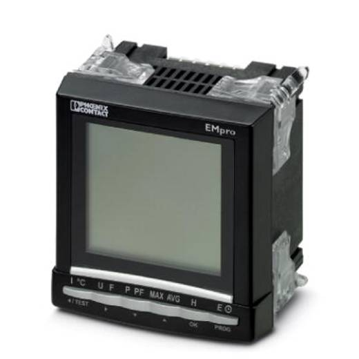 Phoenix Contact EEM-MA600 Energiemessgerät für elektrischer Parameter in Niederspannungsanlagen bis 700 V