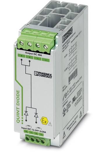 Hutschienen-Redundanz-Modul (DIN-Rail) Phoenix Contact 2320157 40 A Anzahl Ausgänge: 1 x