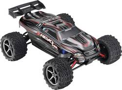RC model auta Truggy Traxxas E-Revo VXL, střídavý (Brushless), 1:16, 4WD (4x4), RtR, 45 km/h