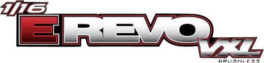 Traxxas E-Revo VXL Brushless 1:16 RC Modellauto Elektro Truggy Allradantrieb RtR 2,4 GHz