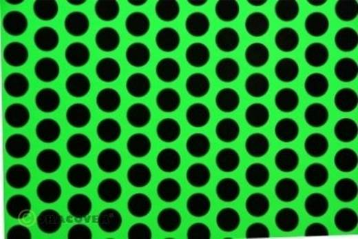 Plotterfolie Oracover Easyplot Fun 1 91-041-071-002 (L x B) 2 m x 38 cm Grün-Schwarz (fluoreszierend)