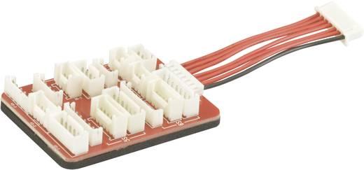 LiPo Balancer Board Ausführung Ladegerät: XH Ausführung Akku: PQ/EHR, FTP Geeignet für Zellen: 2 - 6 Absima