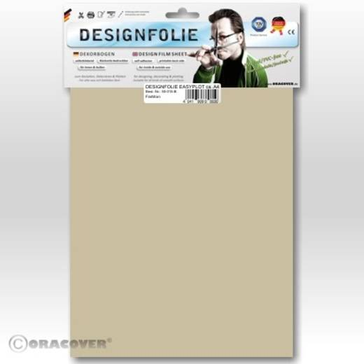 Designfolie Oracover Easyplot 50-012-B (L x B) 300 mm x 208 mm Cream