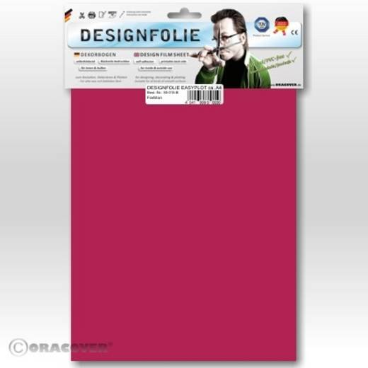 Designfolie Oracover Easyplot 50-024-B (L x B) 300 mm x 208 cm Pink